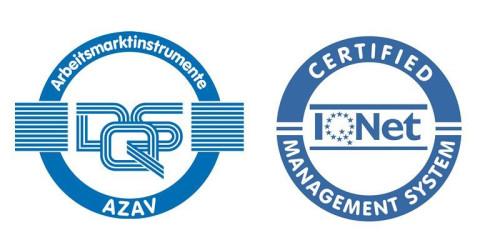 AZAV Logos neu